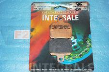 2 plaquette de frein Goodridge Ducati 848 1098 1198 Monster 696 796 1100 695 900