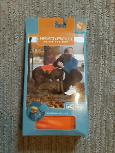 NEW IN BOX Kurgo Reflect & Protect Active Dog Vest