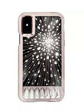 Cm Case Mate Luminescent Lumière-up Case avec de véritables cristaux iPhone X Nouveau