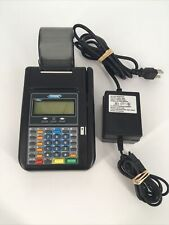 Hypercom T7 Plus Credit Card Machine With Power Supply Used Tested Working