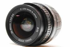 [EXC.+++] SIGMA DL ZOOM 35-80mm f4-5.6 Multi-Coated Lens For Minolta From Japan