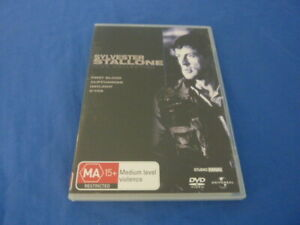 Sylvester Stallone Icon Collection First Blood Cliffhanger Daylight D-Tox DVD R4