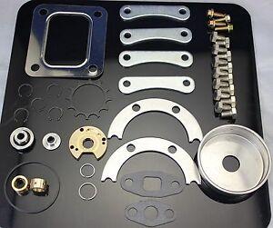 T4 T04E T04B MAJOR Rebuild Repair Kit for Thick Shaft Performance Turbo