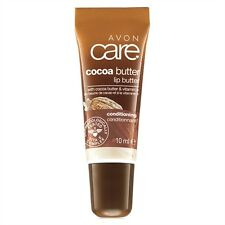 2x New Avon Care Cocoa Butter Lip Butter Conditioning Lip Balm In Box