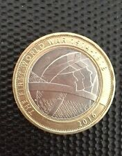 NEW 2016 £2 TWO POUND  COIN THE ARMY RARE Coin is like a picture aa