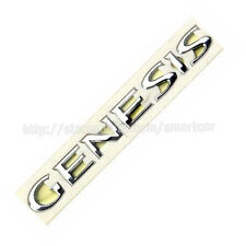 GENESIS logo emblem for 2009 2010 2011 2012 2013 2014 Hyundai Genesis