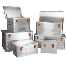 ALUBOX Alukiste B29 - B184 L Transportbox abschließbar Werkzeugkiste Lagerbox