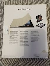 iPad Smart Cover Leather Cream Designed By Apple 9,7 in. Genuine