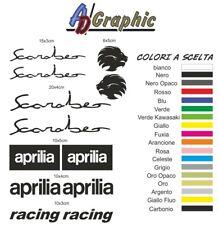 kit adesivi adesivo Stickers decal sticker per scooter aprilia scarabeo tipo 1