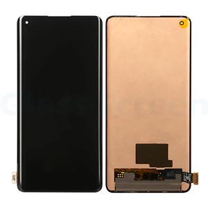 OEM OnePlus 8 Pro IN2020 IN2021 IN2023 IN2025 AMOLED LCD Screen Digitizer Black