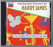The Golden Trumpet of Harry James ORIG 1987 DECCA W. GERMANY IMPORT CD VERY RARE
