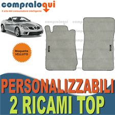Mercedes Benz classe SLK R171/Tappetini in gomma Polymer alta 3d Tappetini Auto a partire dal 2004