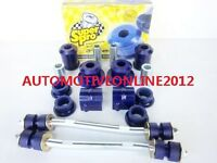 SUPERPRO SUPER PRO Front Suspension Bush Kit FOR Holden Commodore VR VS