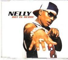 (CY154) Nelly, Hot In Herre - 2002 DJ CD