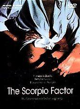The Scorpio Factor DVD 1998 NEW david nerman