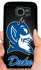 DUKE BLUE DEVILS COLLEGE PHONE CASE FOR SAMSUNG NOTE GALAXY S5 S6 S7 EDGE S8 S9