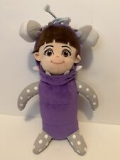 "Disney Pixar ""Boo"" Doll Monsters Inc. Purple Plush Stuffed"