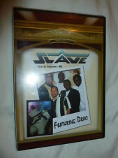 Slave Live In Concert DVD Soul Concerts R & B Motown Sealed New Unopened Drac