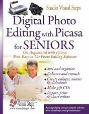 Digital Photo Editing with Picasa for Seniors: Get Acquainted with-ExLibrary