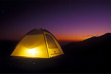 Solar Camping-Hiking Solar Light  x  4 - free post Aussie Stock !