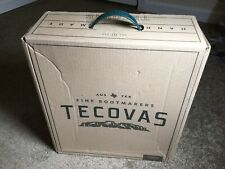 TECOVAS THE LUCY WOMEN BOOTS SIZE 11B NEW WITH BOX