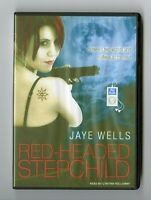 Red-Headed Stepchild - by Jaye Wells - MP3CD - Audiobook