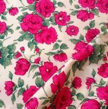 Telas y tejidos florales Liberty para costura y mercería