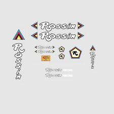 Rossin Record Bicycle Frame Stickers - Decals - Transfers - n.5