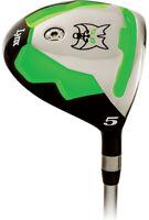 **NEW** Lynx Golf Predator - Green 3 & 5 Fairway Wood
