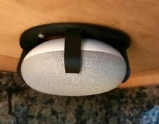 SturdyGrip™ Google Home Mini Mount (Black)