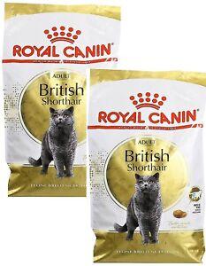 Royal Canin Feline British Shorthair 34 - Katzenfutter: 20 kg (2 x10 kg)