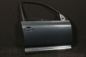orig. VW Touareg 7L Beifahrer Tür vorne rechts VR Scheibe Griff front right door
