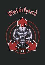 Motorhead Textile Flag 27 Black 77 x 105cm