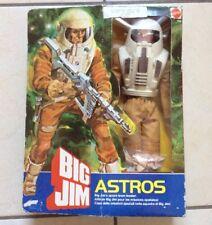 Big Jim Astros Ref 9296 Mattel Neuf En Boite