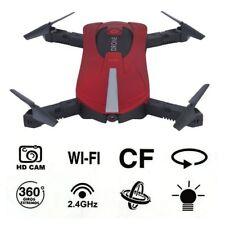 MicroDRONE-Foldable RC Pocket Drone-BNF WiFi FPV 0.3MP Cam / G-sensor / Headless