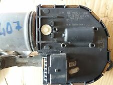 Peugeot 407 Wischermotor Wischergestänge Vorne Links 9656859980