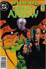 DC PREMIERE nº 12: GREEN ARROW (de 18 de la colección completa) ZINCO, 1990/91