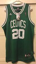 Ray Allen NBA Swingman Men L Adidas Hwc Boston Celtics Jersey NWT #20 Pierce