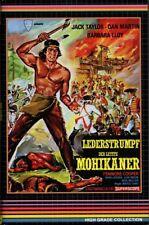 Lederstrumpf - Der letzte Mohikaner ( Western HARTBOX ) mit Jack Taylor, Paul Mu