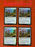 4x Signpost Scarecrow | FOIL | Throne of Eldraine | MTG Magic Cards