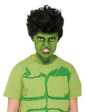 Peluca, Niños Disfraz De Los Vengadores Hulk Accesorio