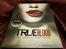 True Blood - The Complete First 1st Season (DVD, 2009, 5-Disc Set) Brand NEW