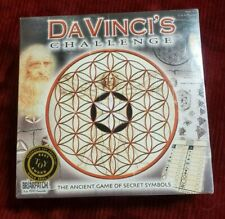 DIVINCI'S CHALLENGE BOARD GAME NEW IN FACTORY SEALED BOX