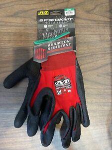*NEW* Mechanix Wear Speedknit Gloves, Red Mechanic Tactical EMT PPE Work L/XL