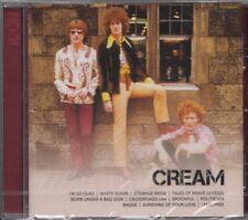 CREAM Icon Best of  CD-Album Neuware sealed ERIC CLAPTON JACK BRUCE