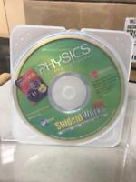 Glencoe StudentWorks Plus Physics Principles and Problems CD-ROM McGraw Hill