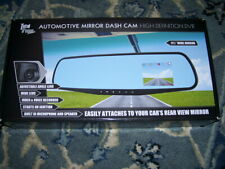 New listing Automotive Dash Cam High Definition Dvr with Mic and Display Mirror
