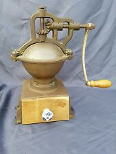 Antique  no 2 Coffee Grinder Mill Cast-Iron Moulin Cafe   ( Peugeot ????).