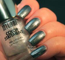 NEW! Milani Color Statement Nail Polish in PEARL-PLEXED SHEER ~ SHIMMER