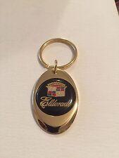 Cadillac Eldorado Keychain Solid Brass key chain Personalized Free
